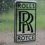 Nobel-Autobauer Rolls-Royce erneut mit Rekordabsatz (Foto)