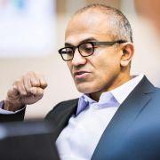 Microsoft-Chef opfert 18 000 Mitarbeiter für neuen Kurs (Foto)