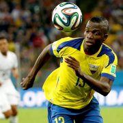 Ecuadors WM-Torjäger Enner Valencia zu West Ham United (Foto)