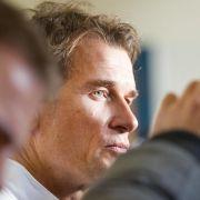Jens Lehmann als TV-Experte beim EM-Quali-Auftakt (Foto)