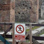 EU dringt auf schnellere Rettung von Pompeji (Foto)