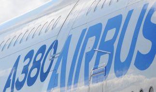 Airbus hängt Boeing bei Luftfahrtmesse ab (Foto)
