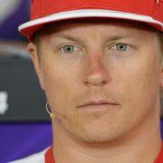 Räikkönen hat Silverstone-Unfall gut verkraftet (Foto)