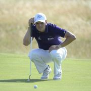 Kaymer zum Auftakt der British Open im Mittelfeld (Foto)