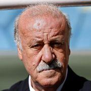 Del Bosque bleibt Fußball-Nationaltrainer in Spanien (Foto)