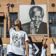 Erstmals nach Mandelas Tod: Weltweiter Mandela-Tag (Foto)