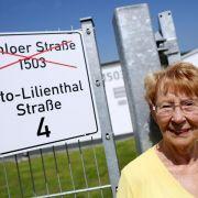 Wie Frau Höchsten die höchste Hausnummer verlor (Foto)