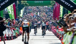 Triathlon Roth startet mit Vorjahressiegern (Foto)