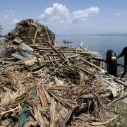 Taifun «Rammasun»: Zahl der Todesopfer steigt auf 60 (Foto)