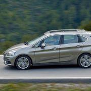 BMW 2er Active Tourer startet im September (Foto)