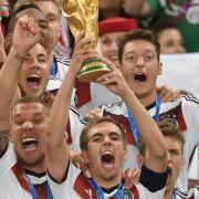 Philipp Lahm wirft hin: Kapitän verlässt Nationalmannschaft (Foto)