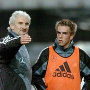 Ex-DFB-Teamchef Völler zu Lahm: «Mehr geht halt nicht!» (Foto)