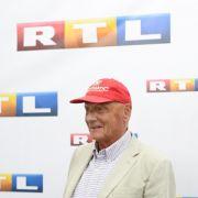 Lauda kritisiert TV-Übertragungen der Formel 1 (Foto)