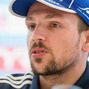 Biedermanns Trainer: Paul relativ entspannt (Foto)