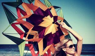 Heidi Klum: Ihre Instagram-Posts gefallen nicht jedem Fan. (Foto)