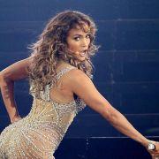 Eine Latina mit Kurven: Jennifer Lopez (1,69 m) wiegt 59 Kilo.