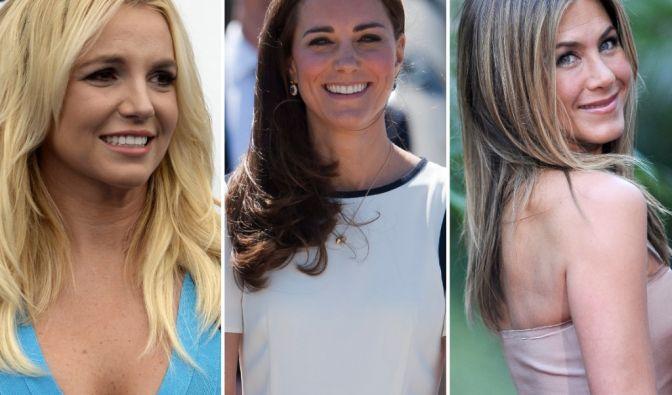 Britney, Kate und Co. auf der Waage