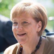 Merkel: Kein Anlass für Debatte über vorzeitigen Abtritt (Foto)