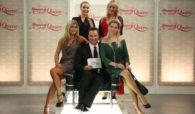 Blondinen-Fight bei Promi-Shopping Queen 2014