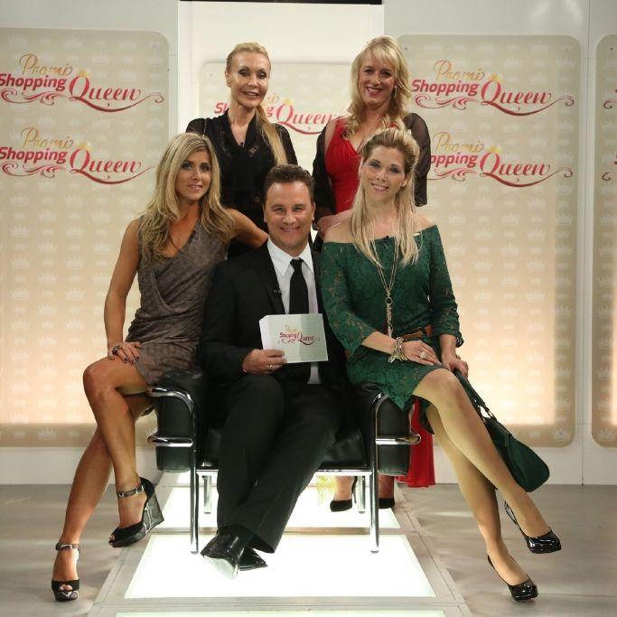 Dolly Buster und Tanja Szewczenko im Kampf um die Krone (Foto)