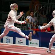 Deutsche Säbelfechter ohne WM-Medaille (Foto)