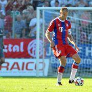 Badstuber-Comeback bei Bayern-Test gegen Fan-Auswahl (Foto)