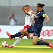 RBLeipzig gewinnt Test gegen Paris Saint-Germain 4:2 (Foto)