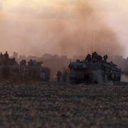 Israel vor Ausweitung seiner Offensive in Gaza (Foto)