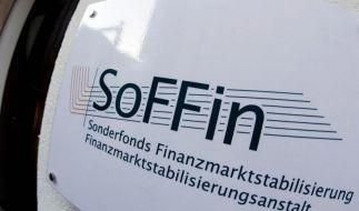 Soffin stützt deutsche Banken weiterhin mit Milliarden (Foto)