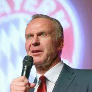 Rummenigge beklagt Anti-Bayern-Haltung einiger Clubs (Foto)