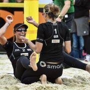 Holtwick/Semmler ziehen erneut in Grand-Slam-Finale ein (Foto)