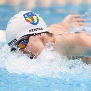 Weitere EM-Tickets für zehn Beckenschwimmer (Foto)
