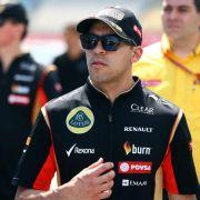 F1-Team Lotus setzt auch 2015 auf Maldonado (Foto)