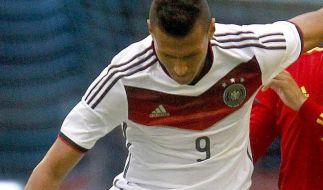 Perfekter EM-Auftakt für U 19: 3:0 gegen Bulgarien (Foto)
