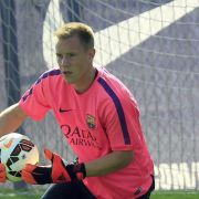 Ter Stegen feiert Debüt beim FCBarcelona (Foto)