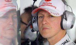 Als letzter deutscher Formel-1-Pilot hat Michael Schumacher auf dem Hockenheimring gewonnen. (Foto)