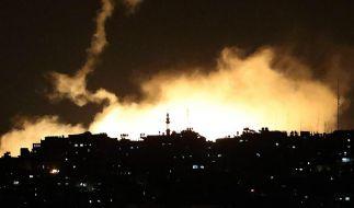 Massive Kämpfe in Gaza:Zahl der Opfer steigt (Foto)