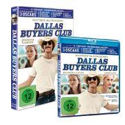 Blu-ray und DVD vom oscarprämierten Kinofilm Dallas Buyers Club sind ab dem 22. Juli 2014 im Handel erhältlich.