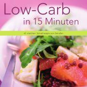 Selber kochen und trotzdem abnehmen? Mit schnellen Rezepten aus dem Low-Carb in 15 Minuten-Ratgeber kein Problem.