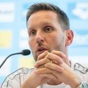 Schwimm-Bundestrainer sauer: «halbherziges Herangehen» (Foto)