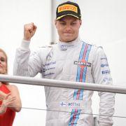 «So viele finnische Flaggen»: Bottas verblüfft bei Williams (Foto)