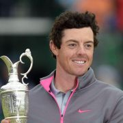 McIlroy gewinnt 143. British Open - Kaymer 70. (Foto)