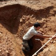 Neue Grabungen am ältesten römischen Militärlager (Foto)