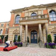 «Einige Klippen»: Hickhack um die Bayreuther Festspiele (Foto)