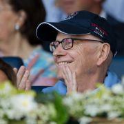 Mit einem Lächeln kämpft Westerwelle gegen die Leukämie (Foto)