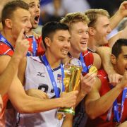 USA gewinnen zum zweiten Mal Volleyball-Weltliga (Foto)