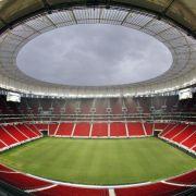Bericht:Massenhochzeit im WM-Stadion von Brasília (Foto)