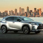 Erstes Kompakt-SUV von Lexus kommt als Hybrid (Foto)