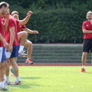 HSV startet mit neuem Trainer Gaudin in Vorbereitung (Foto)