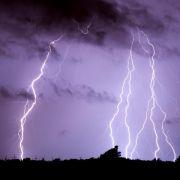 Blitz-Atlas veröffentlicht - Bei Gewitter richtig verhalten (Foto)